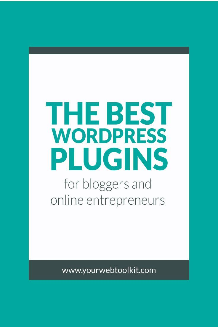 I often get asked which are the best WordPress plugins for bloggers and online #entrepreneurs, and so I've compiled a list! Plugins are one of the best things about having a #Wordpress website, as they allow you to add all sorts of cool functionality to your website...and the best bit is that most of them are free! #webdesign #online marketing #plugins #blog #bloggingtips