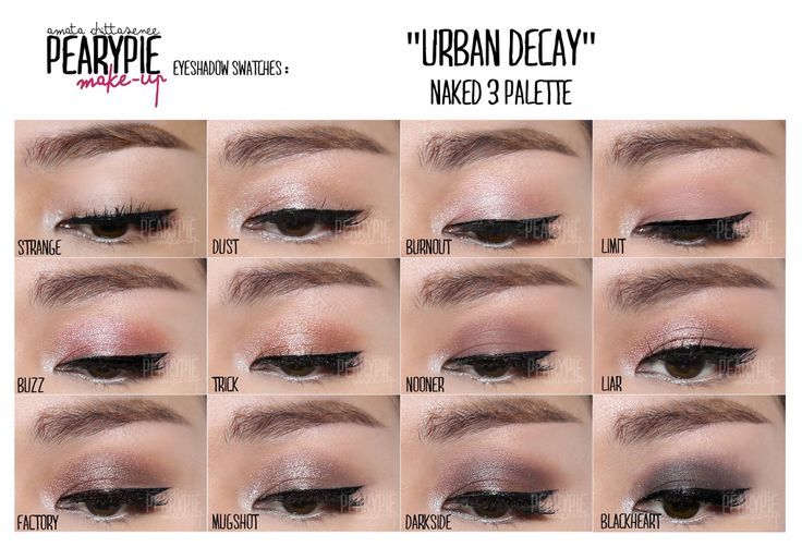 pearypie urban decay naked3 eyeshadow swatch beauty pinterest love this love and urban decay. Black Bedroom Furniture Sets. Home Design Ideas