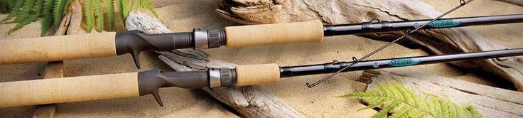 St. Croix Premier Musky Rod