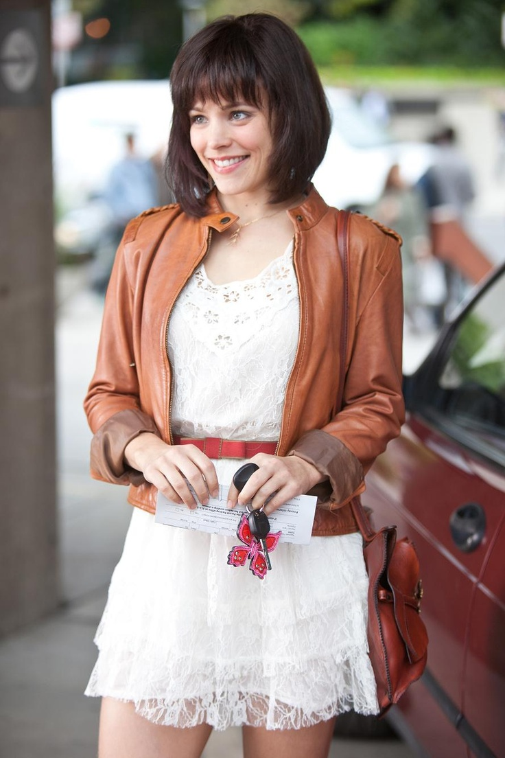 Rachel McAdams in the Vow. THIS IS SO CUTE AND DEFINITELY MY NEXT CUT!