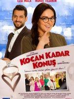 Kocan Kadar Konuş 2015 Yerli Komedi Film izle