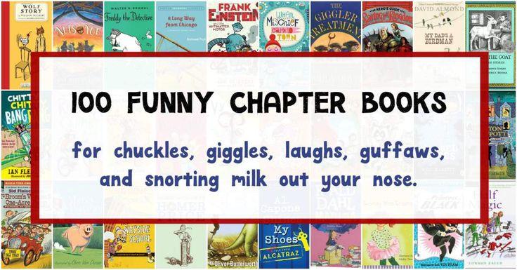 Http Www Whatdowedoallday Com Funny Chapter Books For Kids