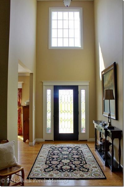 Foyer Decor Work : Best two story foyer ideas on pinterest