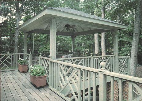 Outdoor Deck Railings Ideas