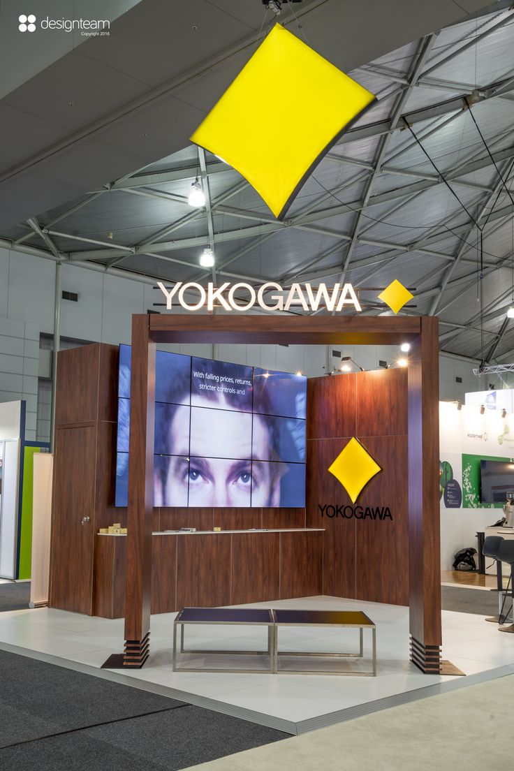 YOKOGAWA @ APPEA Yokogawa Electric Corporation is a Japanese electrical engineering and software company, with businesses based on its measurement, control, and information technologies.  The Japanese theme suits this process control company. The sophisticated technology goes hand in hand with typical Japanese hospitality.