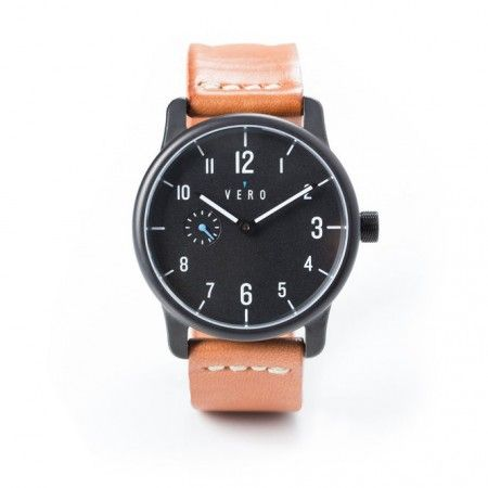 A locally made watch is the perfect gift.
