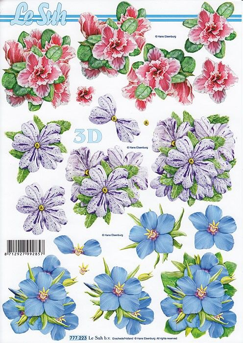 Favori 3557 best Decoupage images on Pinterest | 3d cards, 3d sheets and Tags NP15