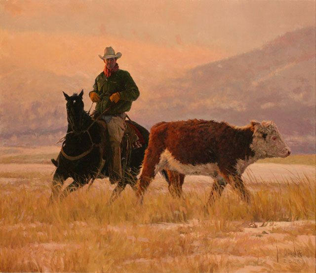 17  best ideas about cowboy artwork on pinterest