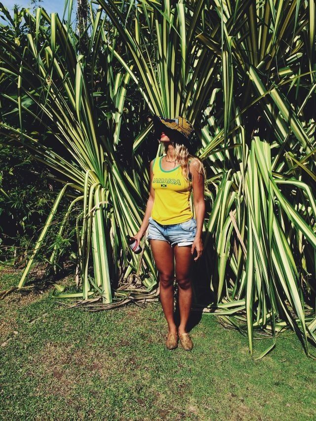 Beyonce. Jamaica. 2013