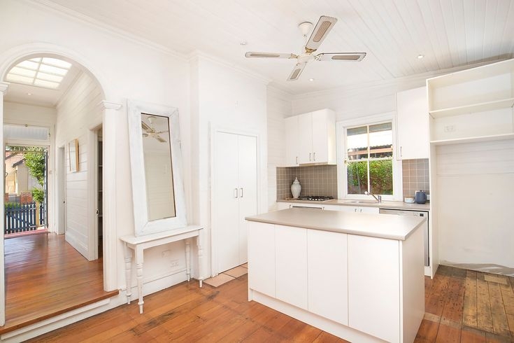 Character home on two titles with sunny garden, gas kitchen, pantry, original timber floors, 260 Elswick Street, Leichhardt, Pilcher Residential
