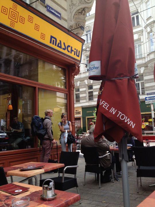 Maschu Maschu in Wien, Wien