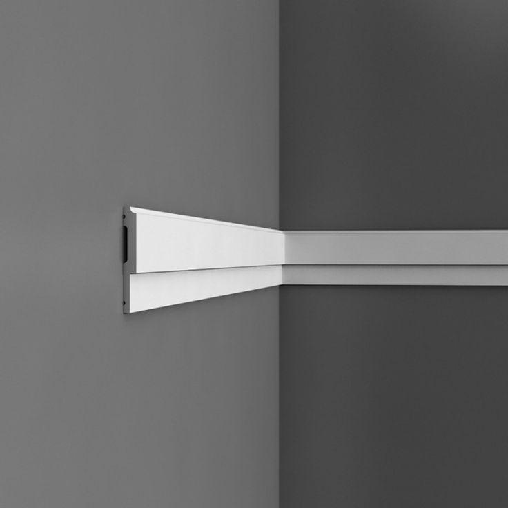 Pi di 25 fantastiche idee su illuminazione indiretta su for Cornici per strisce led