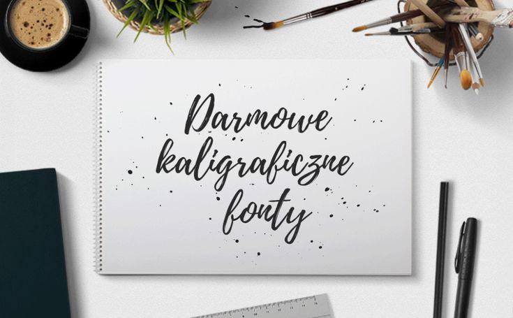 22 najlepsze, darmowe fonty imitujące odręczne pismo