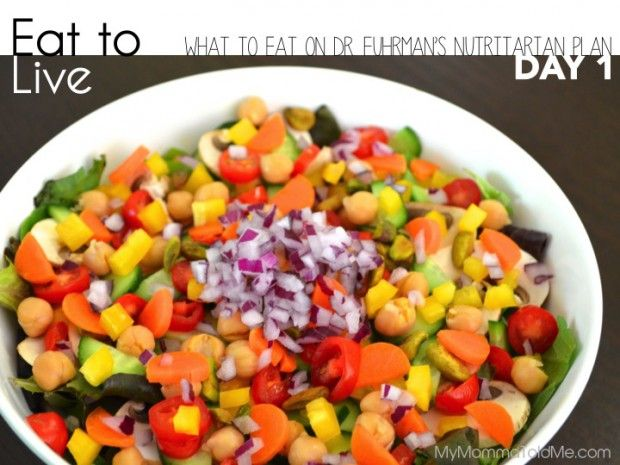 Day by day meals with pics for eat to meal diet.  by a great motivating blogger