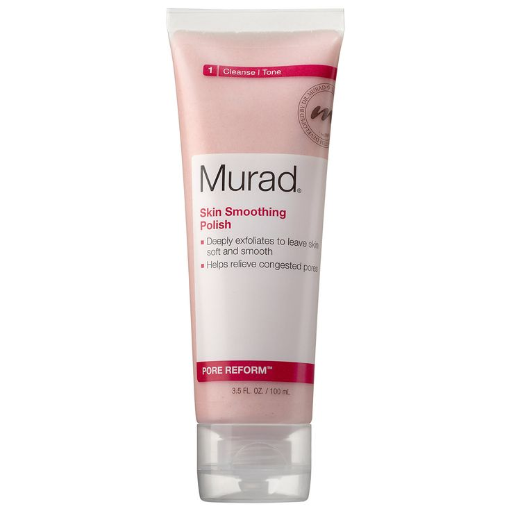 NEED TO TRY THIS | EXPENSIVE | EXFOLIATOR: Murad Pore Reform Skin Smoothing Polish