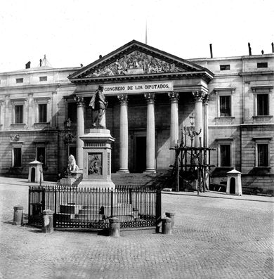 EN SEPIA: MADRID 1900