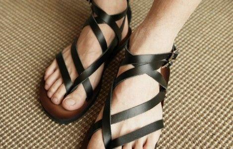 Gladiator Sandals For Men 2013