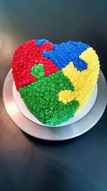 Autism Cake