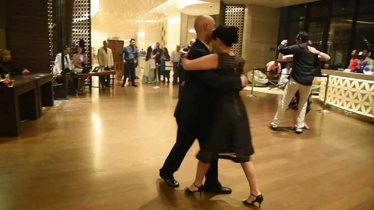 The winners of salon tango perform one more time