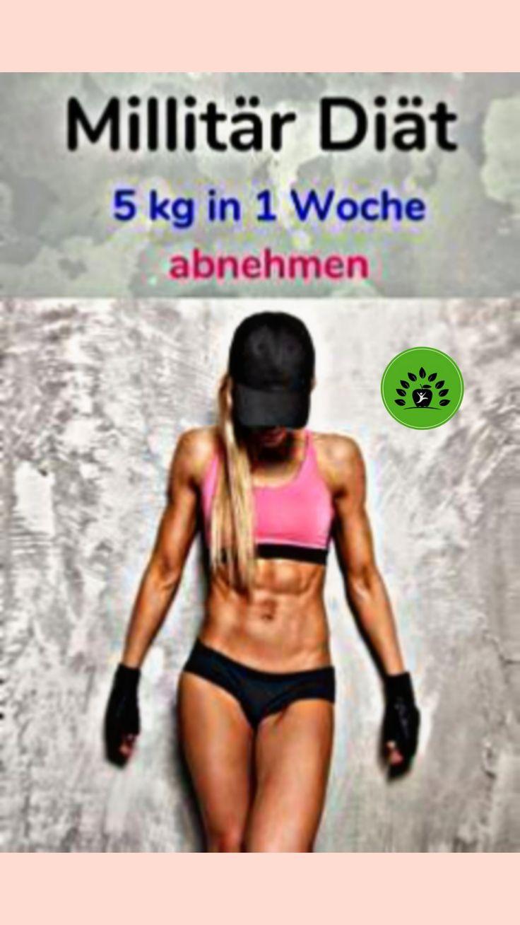Diät, um 5 Kilo schnell Gewicht zu verlieren