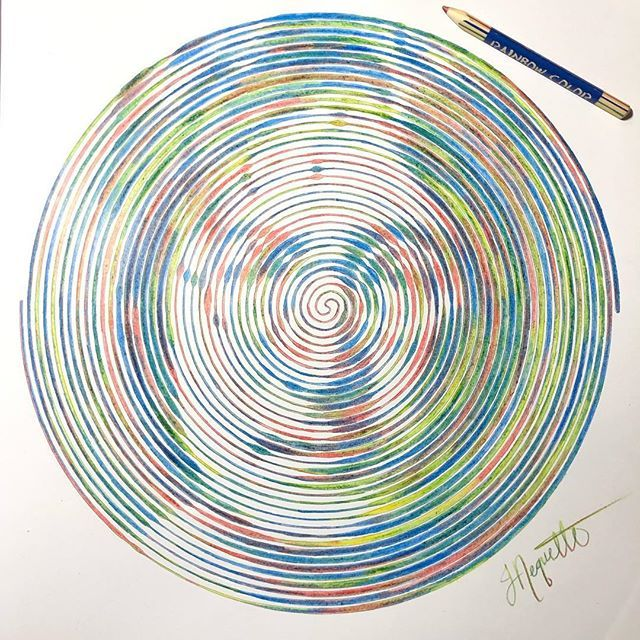 Image Result For Spiroglyphics Coloring Techniques Color Me Badd Spiral Art Colouring Techniques