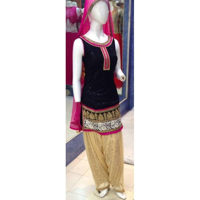 Fashionable Ready to wear Patiala