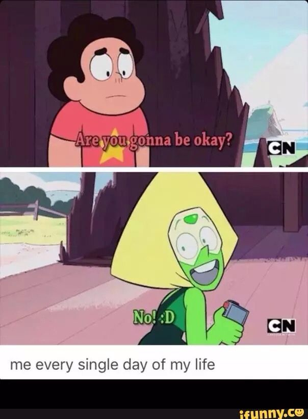 Steven Universe Peridot