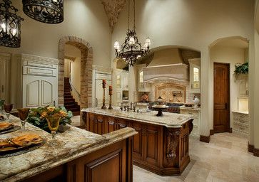Mediterranean Home kitchen faucets Design Ideas, Pictures, Remodel and Decor