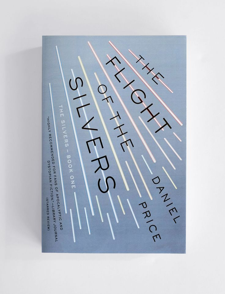 The Flight of the Silvers. Cover by Jason Booher.