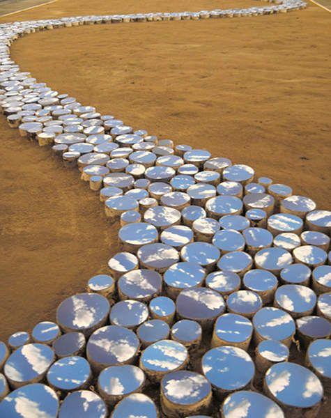 olga ziemska installation art Design*Sponge : amazingly beautiful