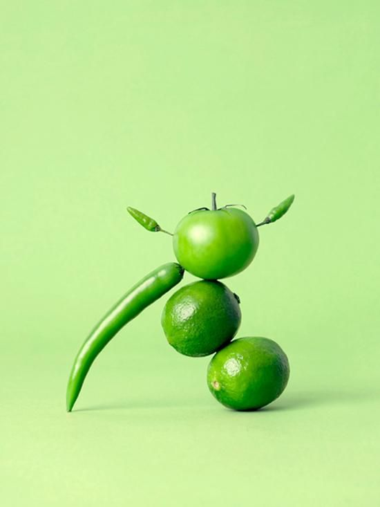 Arte vegetale di Carl Kleiner
