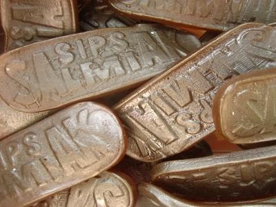 salmiak die waren lekker je kocht ze voor 5 cent