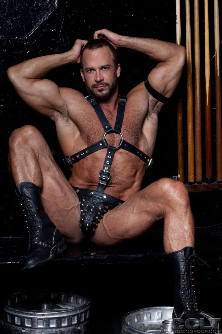 muscle men in bondage