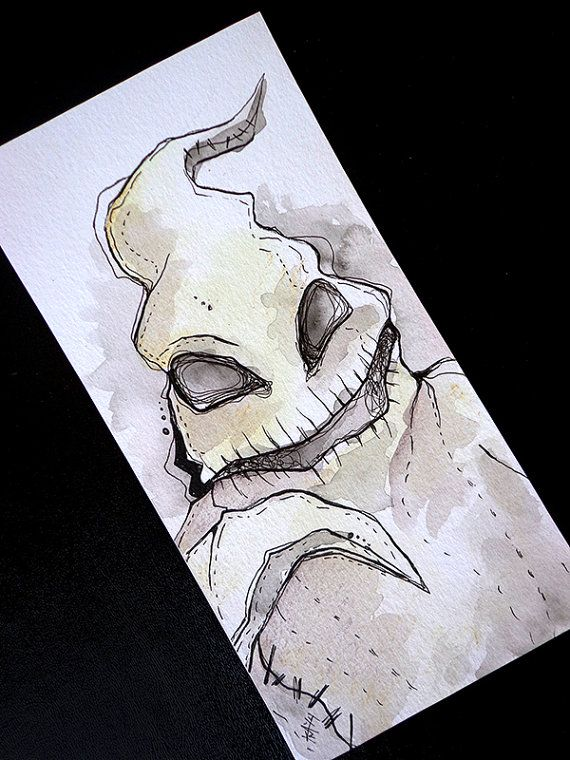 Hey, I found this really awesome Etsy listing at https://www.etsy.com/listing/192621832/nightmare-before-christmas-oogie-boogie