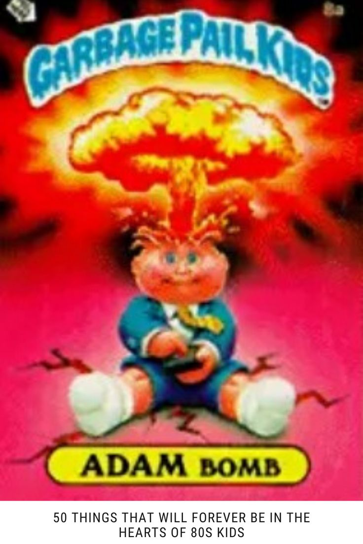Pin On Garbage Pail Kids Old New Generation Stickers