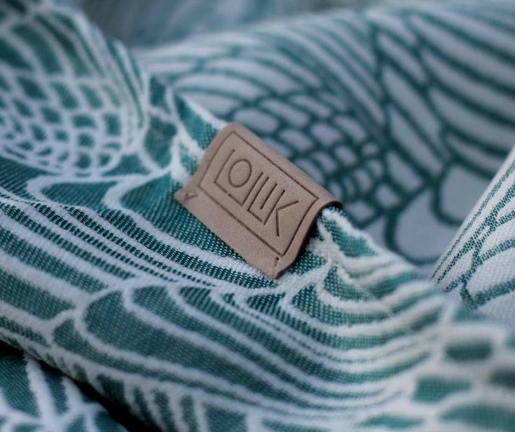 Lollik Vinger Storm Wrap (wool, silk) sz 5