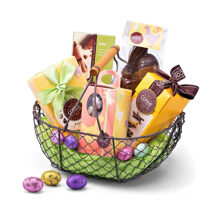 104 best easter gift baskets belgian chocolates images on a delicious collection of corn port royal chocolate easter eggs a dark chocolate easter easter gift basketsbasket negle Image collections