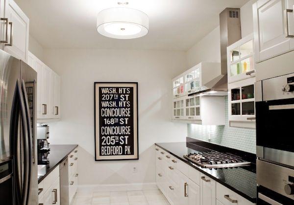 galley kitchen pass through   Galley Kitchen Design Ideas That Excel