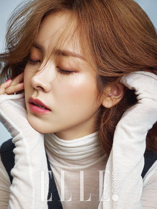 Han Ji Min Posts Her Beautiful Shots from 'Elle' Photoshoot' | Koogle TV