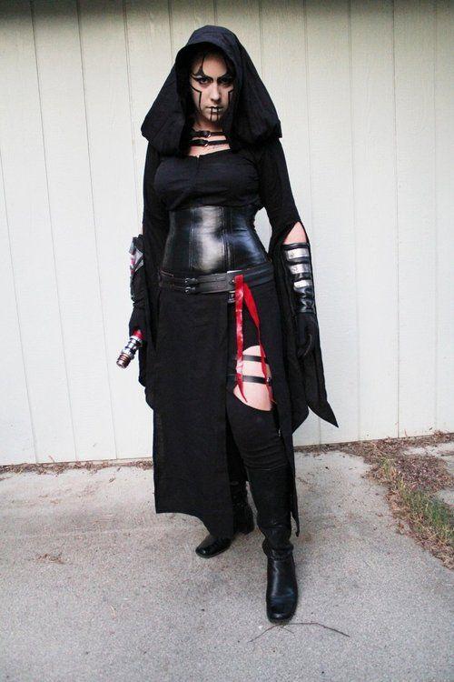 female sith costume - Google Search