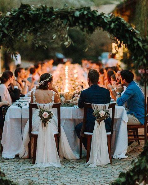 4 Möglichkeiten, Ihrer Hochzeit eine intime Atmosphäre zu verleihen
