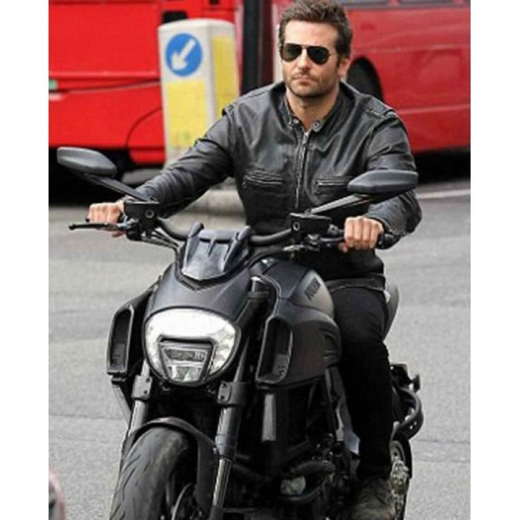 BLACK SPORTS BIKERJACKE AUS LEDER FÜR MÄNNER #fashion #follow #love #like #insta …  – Movies Jackets