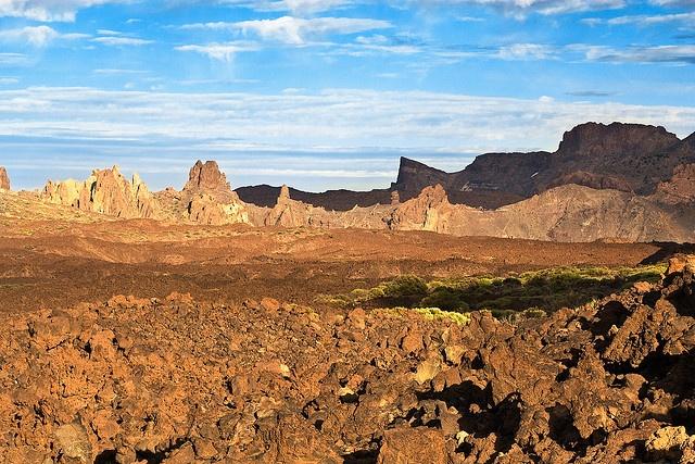 Parque Nacional del Teide by szeke, via Flickr