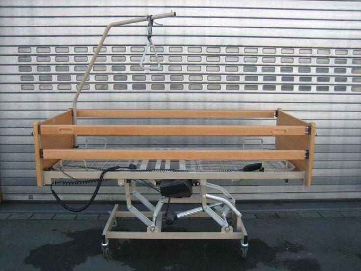 Łóżko rehabilitacyjne elektr.. 2 FUNKCYJNE MATERAC