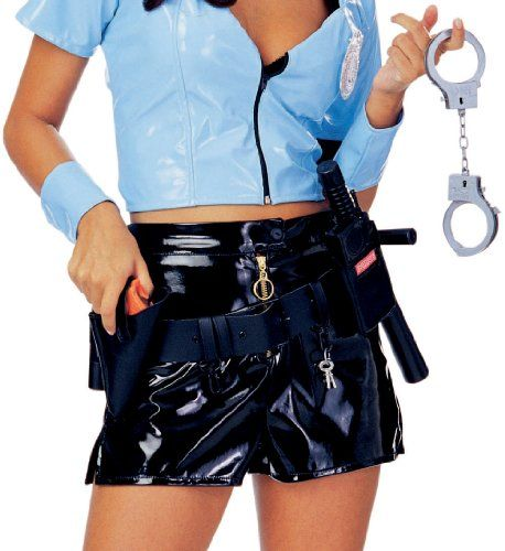 Rubies Costume Police Utility Belt Black One Size >>> You can get additional details at the image link.