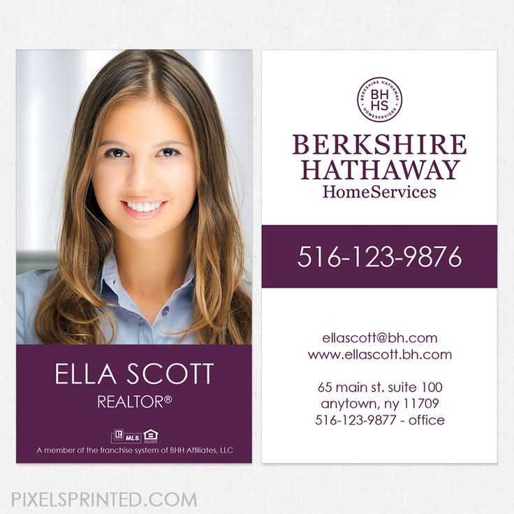 25 best Better Homes and Gardens business cards and stationery ...