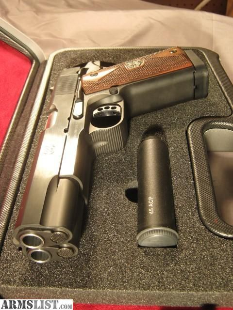 ARMSLIST - For Sale: ARSENAL FIREARMS 2011 DOUBLE BARREL 1911 PISTOL