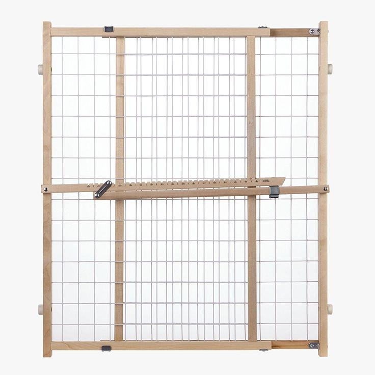 North States Supergate Extra Wide Wire Mesh Gate * For more information, visit now : Dog gates