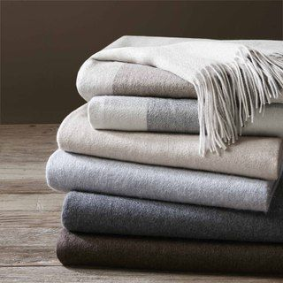 Shop for Madison Park Signature Cashmere Throw in A Gift Box. Get free shipping at Overstock.com - Your Online Blankets