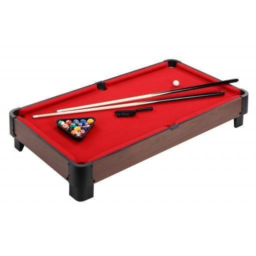 """Striker 40"""" Table Top Pool Table"""